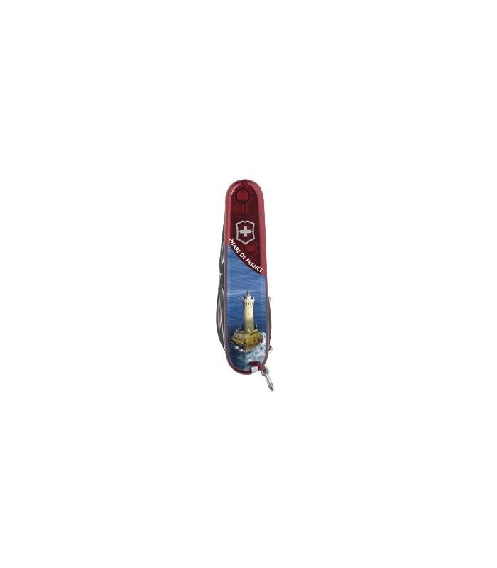 Couteau Spartan phare de france Victorinox 1.3603.te12