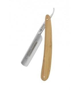 Dovo Soligen 120.5860 Rasoir 5/8 manche en bois de Bambou