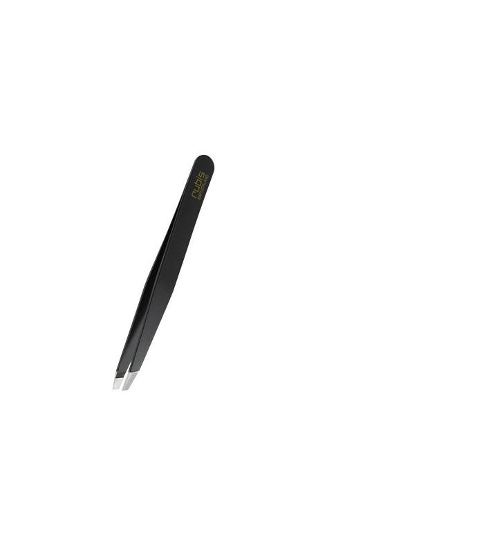 Rubis 1k104 Pince à épiler Color line Classic 9,5 cm Noir