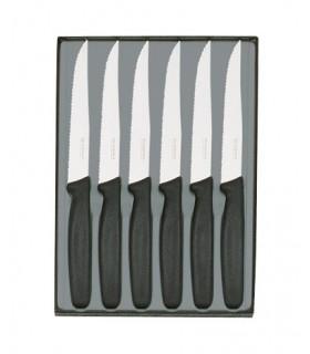 Coffret 6 Couteaux steak Victorinox 5.1123.6