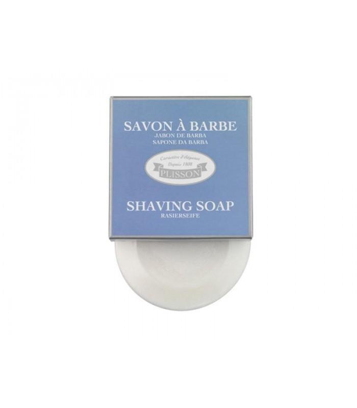 Plisson 5461 Savon a barbe 0 cm Blanc