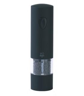 Peugeot 24581 Moulin à poivre Electrique 20 cm Soft touch noir Noir/poivre