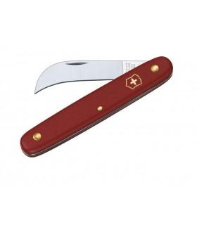 Victorinox 3.9060 Serpette Fermante 10 cm Acrylique Rouge