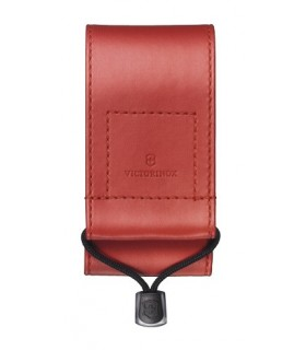 Victorinox 4.0481.1 Étui toile rouge pour couteaux 91 mm de 15 à 23 pièces.
