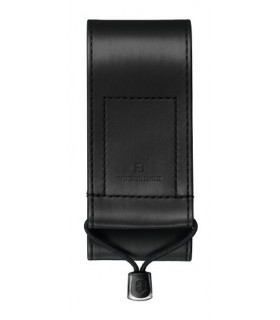 Victorinox 4.0482.3 Étui toile noir pour couteaux à cran 111 mm jusqu'à 10 pièces.