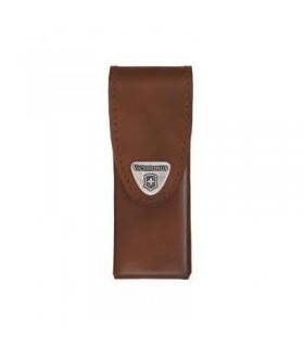 Victorinox 4.0832.l Etui cuir marron 2 compartiments pour SWISSTOOL SPIRIT PLUS.