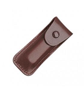 Victorinox 429.b Étui cuir bordeaux pour canifs 58 mm jusqu'à 5 pièces.