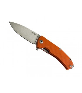 Lionsteel kur.or Couteau Kur 12 cm G10 Orange