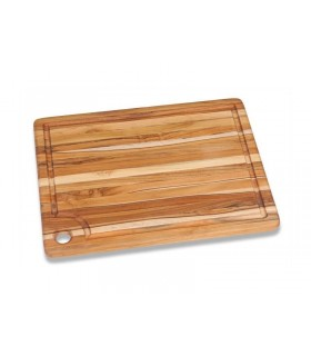 planche a decouper teak haus 41x31x2cm teak haus Teak haus th.514