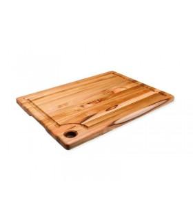 planche a decouper teak haus 45,5x35,5x2cm teak haus Teak haus th.517