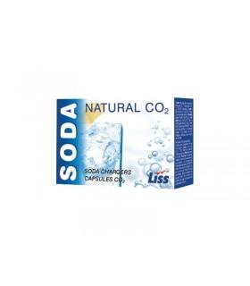 Boite de 10 cartouches eau de seltz li.14416