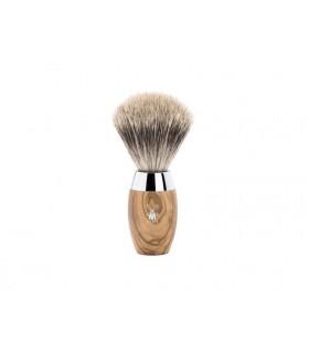 Mühle 281h870 Blaireau 0 cm pur gris (fine badger) monture olivier