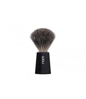 Nom carl81bl Blaireau « CARL », pur noir (pure badger), monture plastique noir mat.