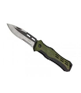 Herbertz 589013 Couteau 12,5 cm abs vert/noir