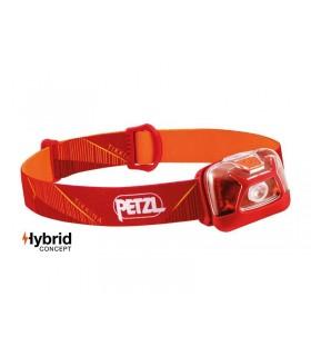 Petzl e091da01 Lampe frontale tikkina rouge, puissance :250 lumens, poids : 81 gr