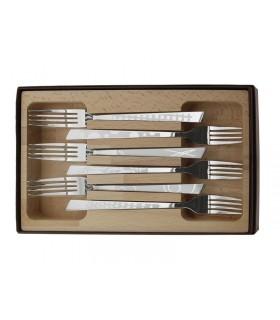 Coffret 6 fourchettes table le thiers 10107.F