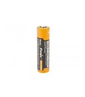 Fenix 18650.35 Accu rechargeable 3,6 V, 3500 mAh. bleu/jaune