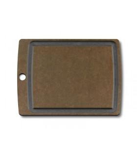 Victorinox 7.4112 Planche à découper marron/noir Allrounder M dimension : 29 x 23 x 0,6 cm