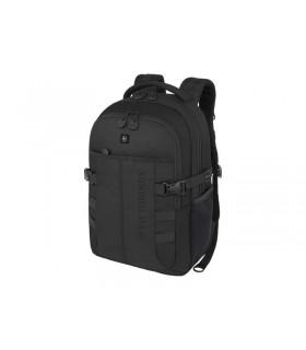 Victorinox 31.1050.01 Sac à dos « CADET » noir, 46 x 33 x 18 cm, capacité 20 L, avec compartiment matelassé pour ordinateur