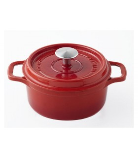 Invicta 40224.r cocotte ronde dimensions hors-tout 320 x 245 x 200 mm